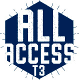 Summer ALL ACCESS T3 Pass - Summer A, B,C